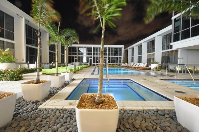 La Casa Moderna Hotel & Spa : à la fois design, confortable et de qualité. La crème des hôtels à Miami.