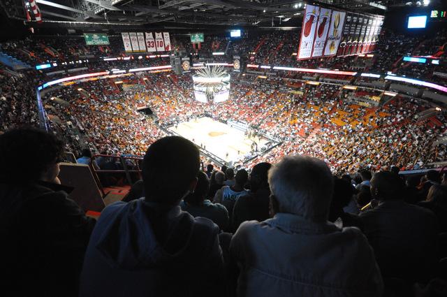 Allez voir un match des Miami Heat lors de votre voyage à Miami !