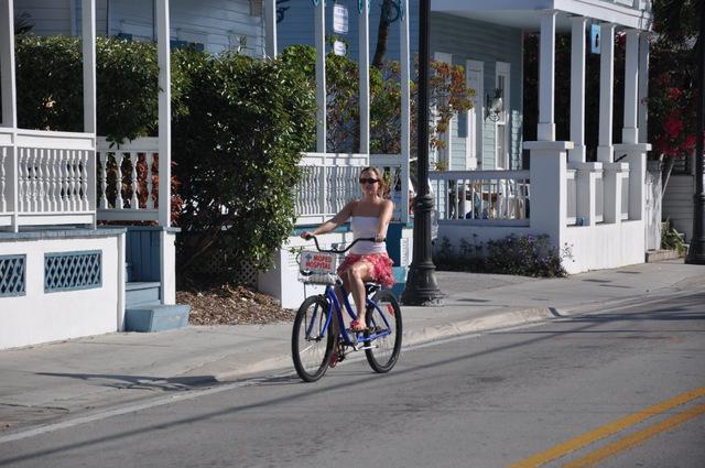 Découvrir Key West à vélo, la balade idéale
