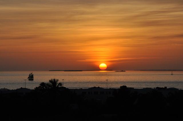 Les bons plans pour voir le coucher de soleil à Key West