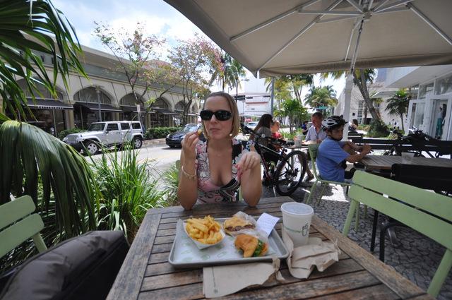 Le Shake Shack : le meilleur hamburger de Miami