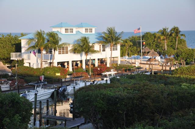 Ocean Pointe, un hôtel tout confort à Key Largo