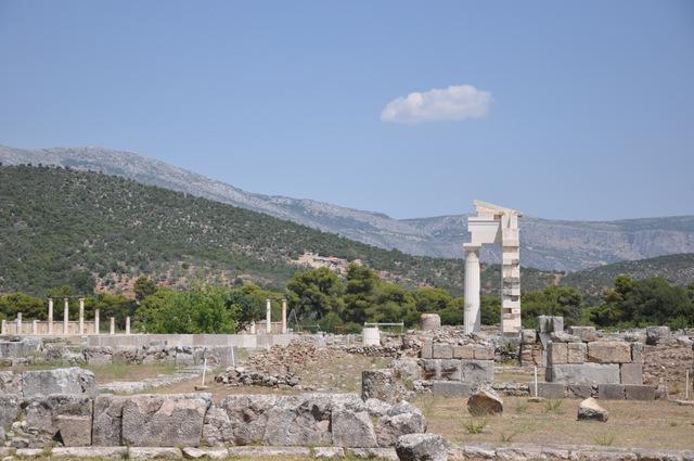 Visiter le site archéologique d'Epidaure