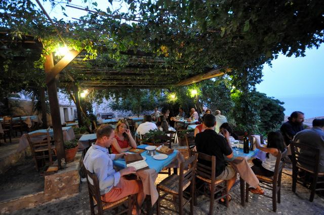 Matoula, le meilleur restaurant de Monemvassia