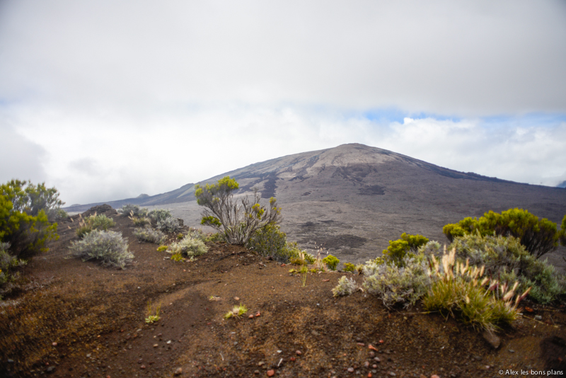 Allez voir le Piton de la Fournaise, le volcan de l'île de la Réunion