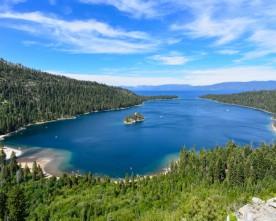 Visitez le Lake Tahoe en Californie, car c'est un vrai coup de coeur !