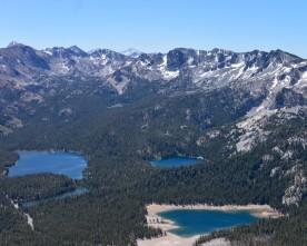 Mammoth Lakes, la station de ski et de VTT de la Sierra Nevada