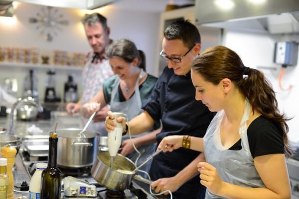 cours de cuisine aux apprentis gourmets de cannes les
