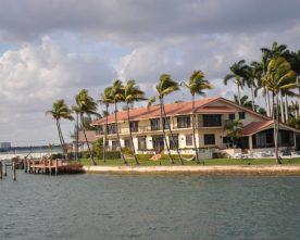 Croisière pour découvrir les plus belles villas de Miami