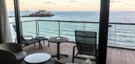 L'hotel Oceania de Saint-Malo : un pur délice !
