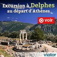 viator - Grèce Delphes