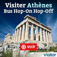 viator - Grèce athènes bus