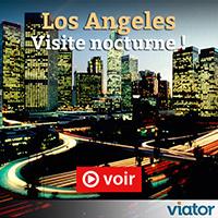 viator - Visite nocturne de Los Angeles