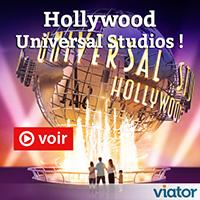 viator - Los Angeles Universal Studio