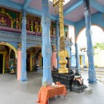 Le temple Gôpouram du Koïl de Saint Paul
