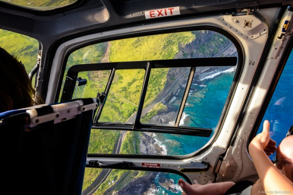 Faire un tour en hélicoptère réunion