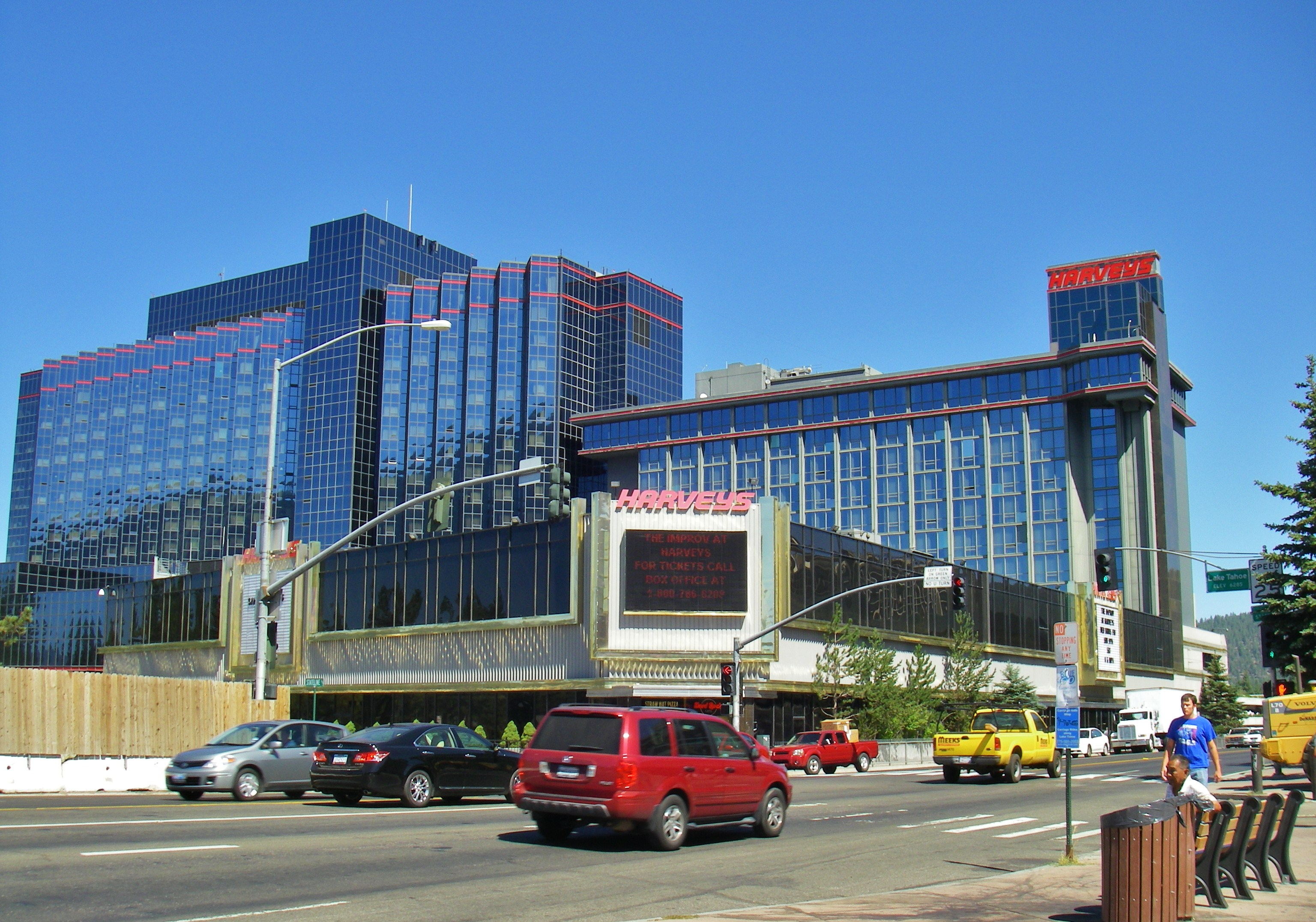 Showboat Atlantic City Hotel  Now Open  Hotel on