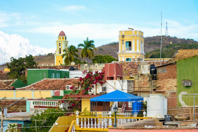 Découvrez la magnifique ville de Trinidad à Cuba  Les Bons Plans Voyage d -> Cuba Para Banheiro Joli